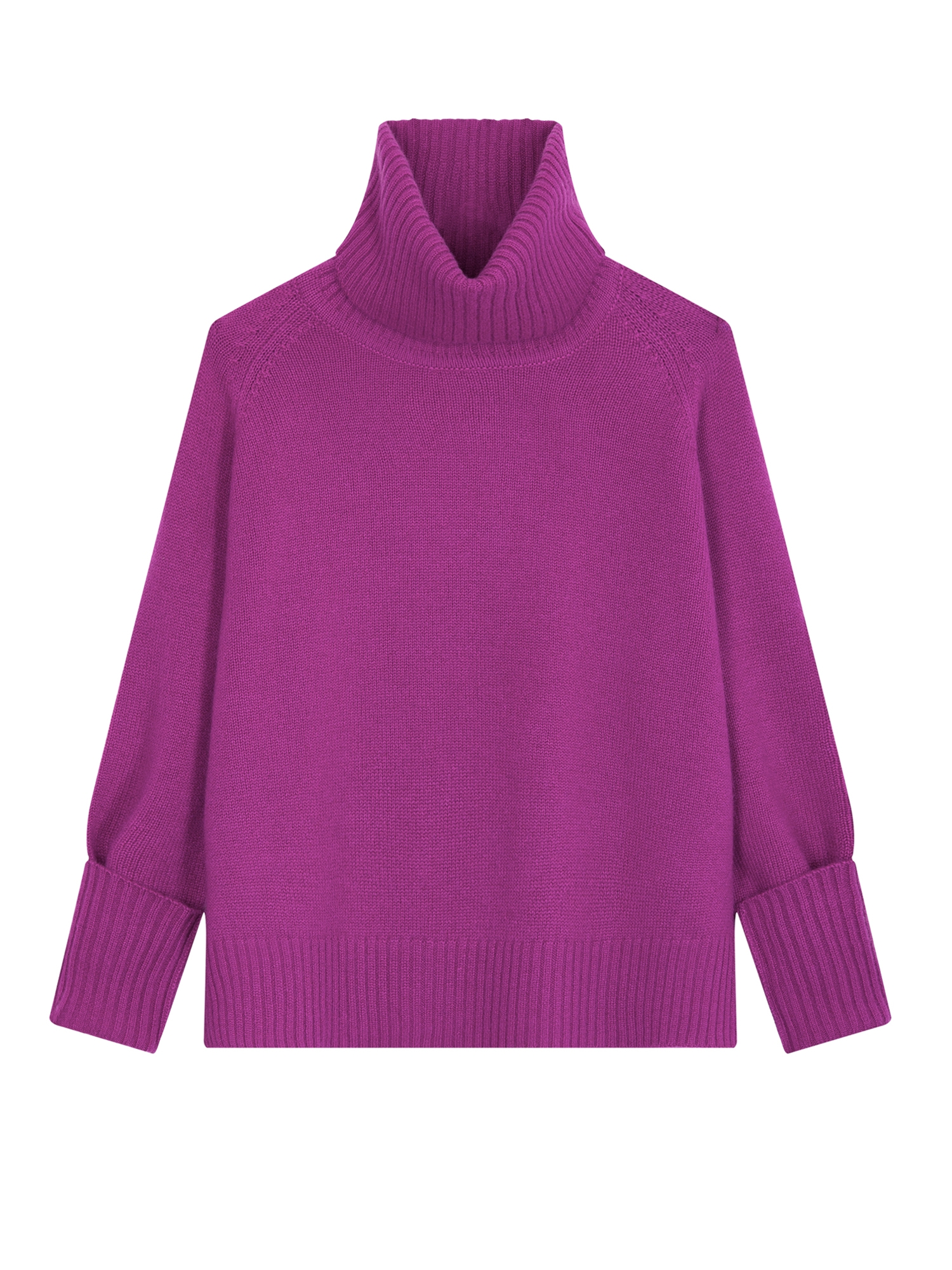 PULL COL ROULE COURT JERSEY