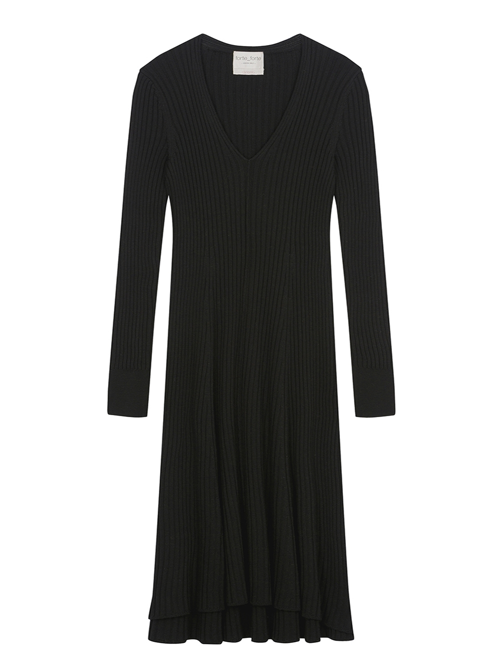 ROBE PULL RIBBED