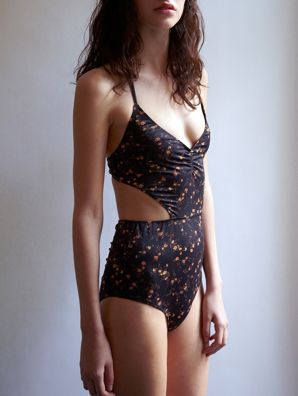 MAILLOT 1 PIECE MAQUIS