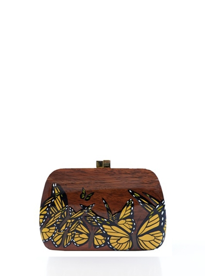 MINAUDIERE ELZA BUTTERFLY