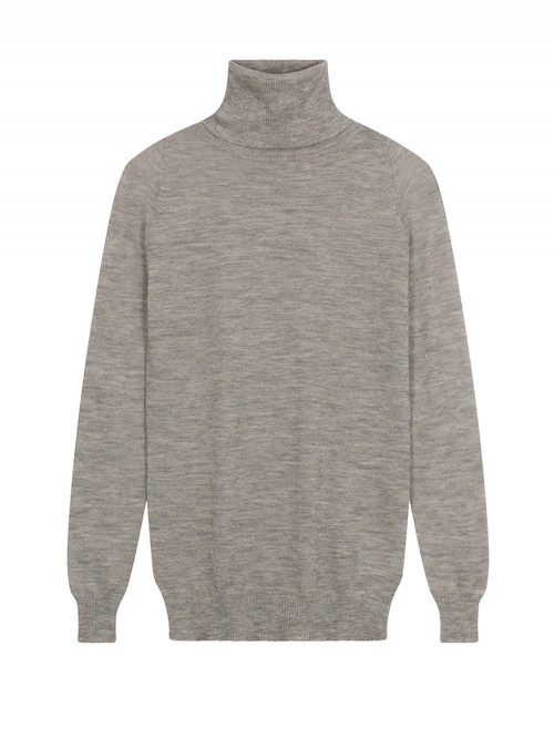 PULL COL ROULE ROMEO JERSEY