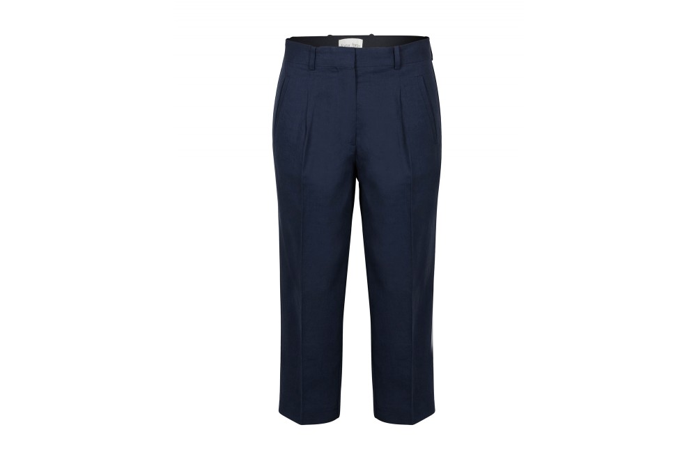 PANTALON PINCES INDIGO