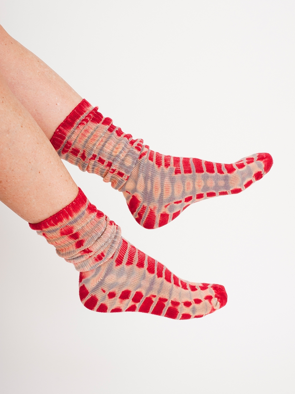CHAUSSETTE TIE&DYE BAMBOO