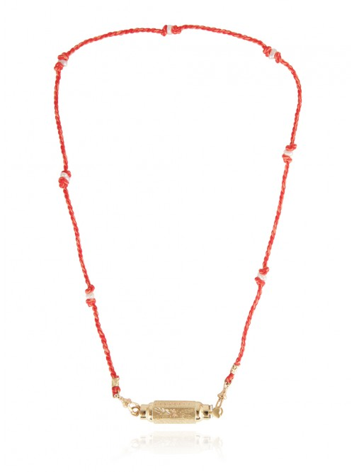 BABY LOCKET GOLD NECKLACE