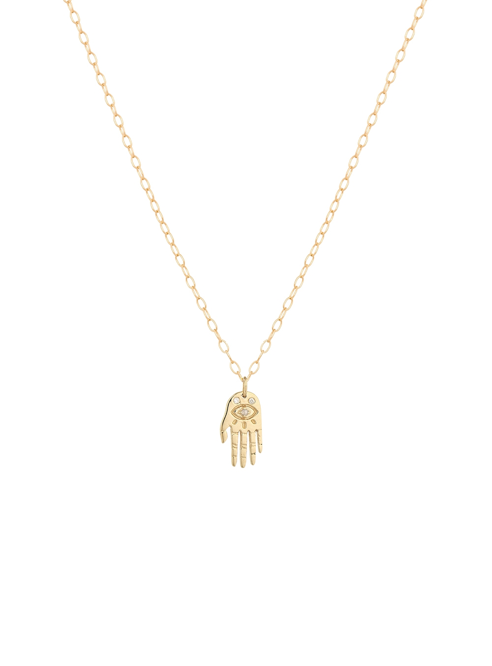 COLLIER PROTECTION MAIN & OEIL