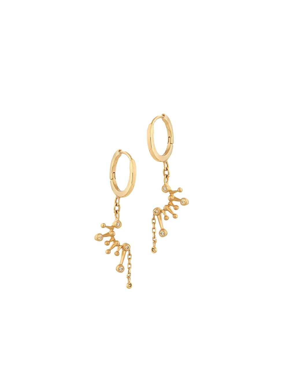 BOUCLES DIAMANTS CONSTELLATION
