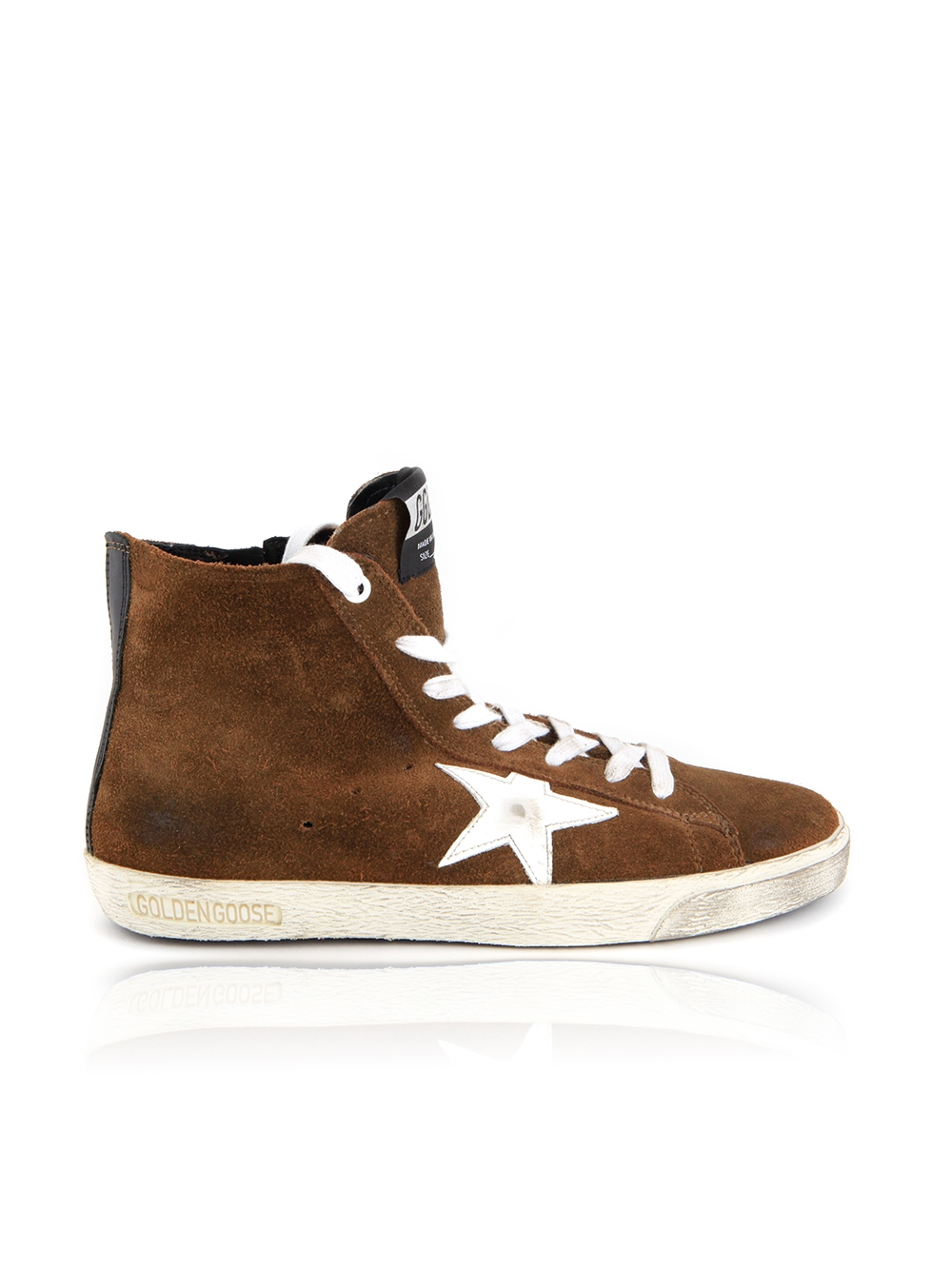 SNEAKERS FRANCY MARRON