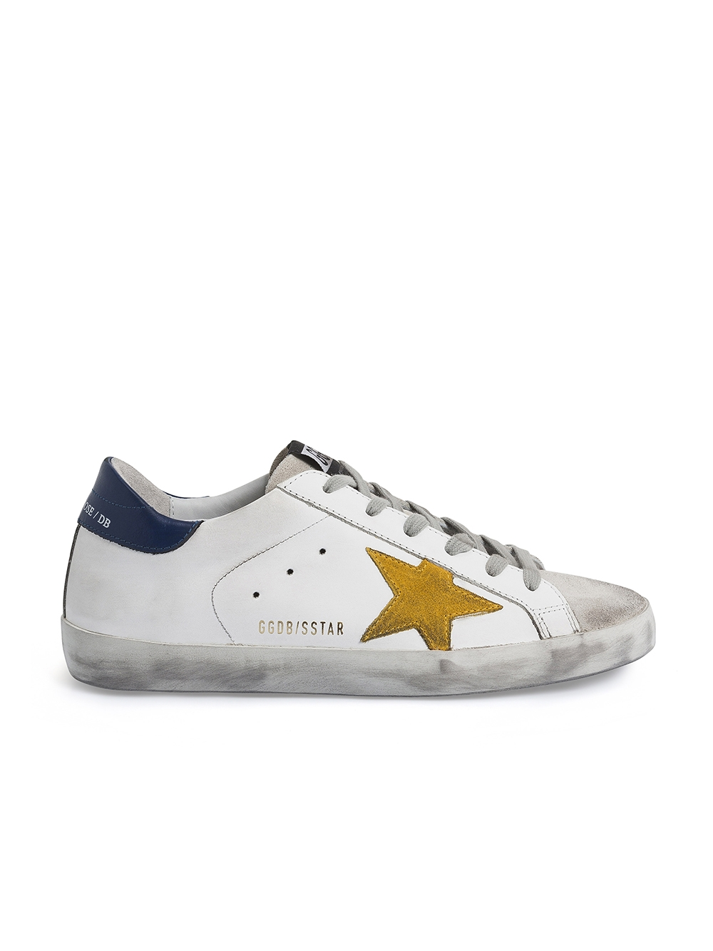 SNEAKERS SUPERSTAR WHITE BLUE