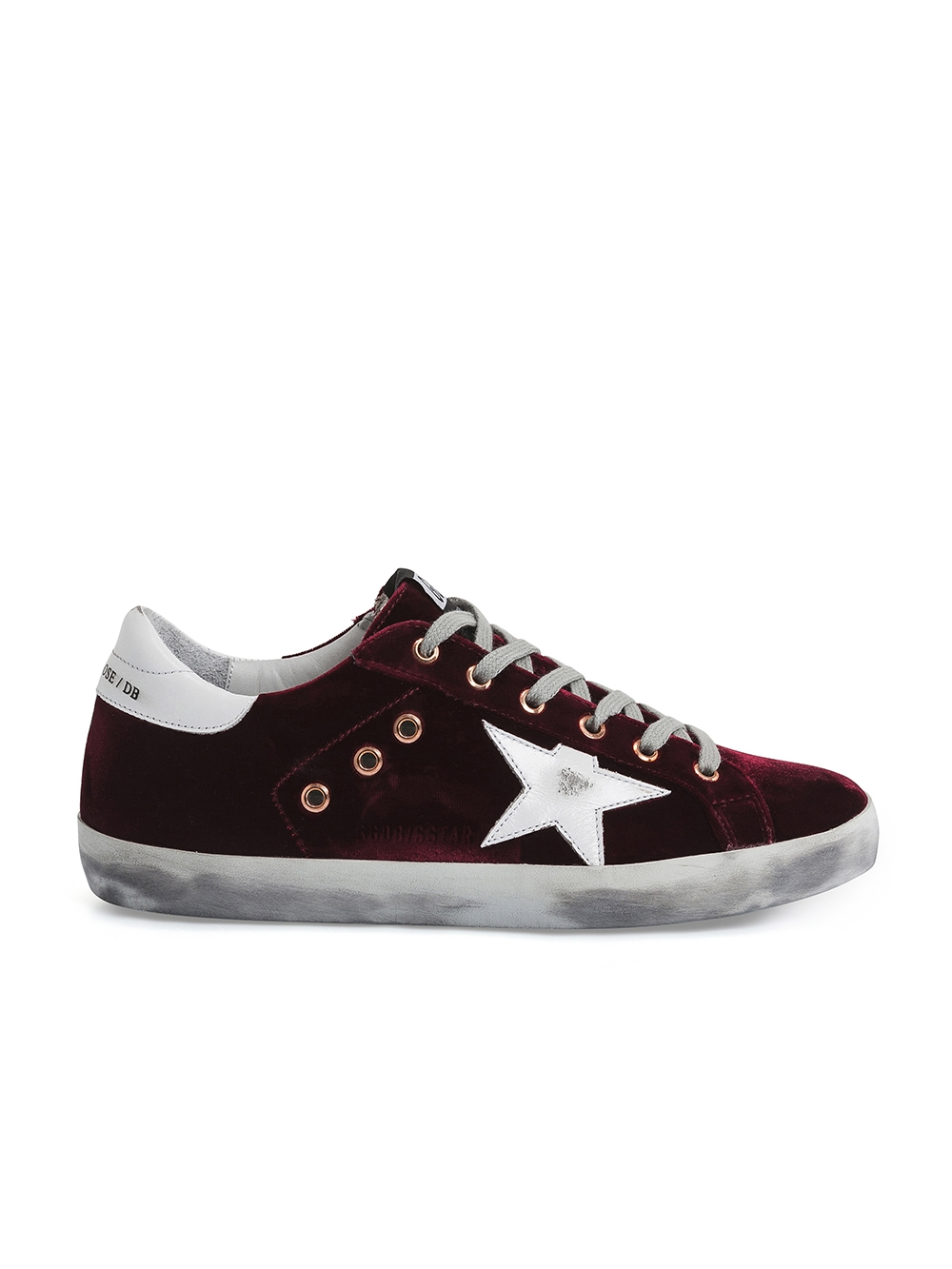 SNEAKERS SUPERSTAR VELVET