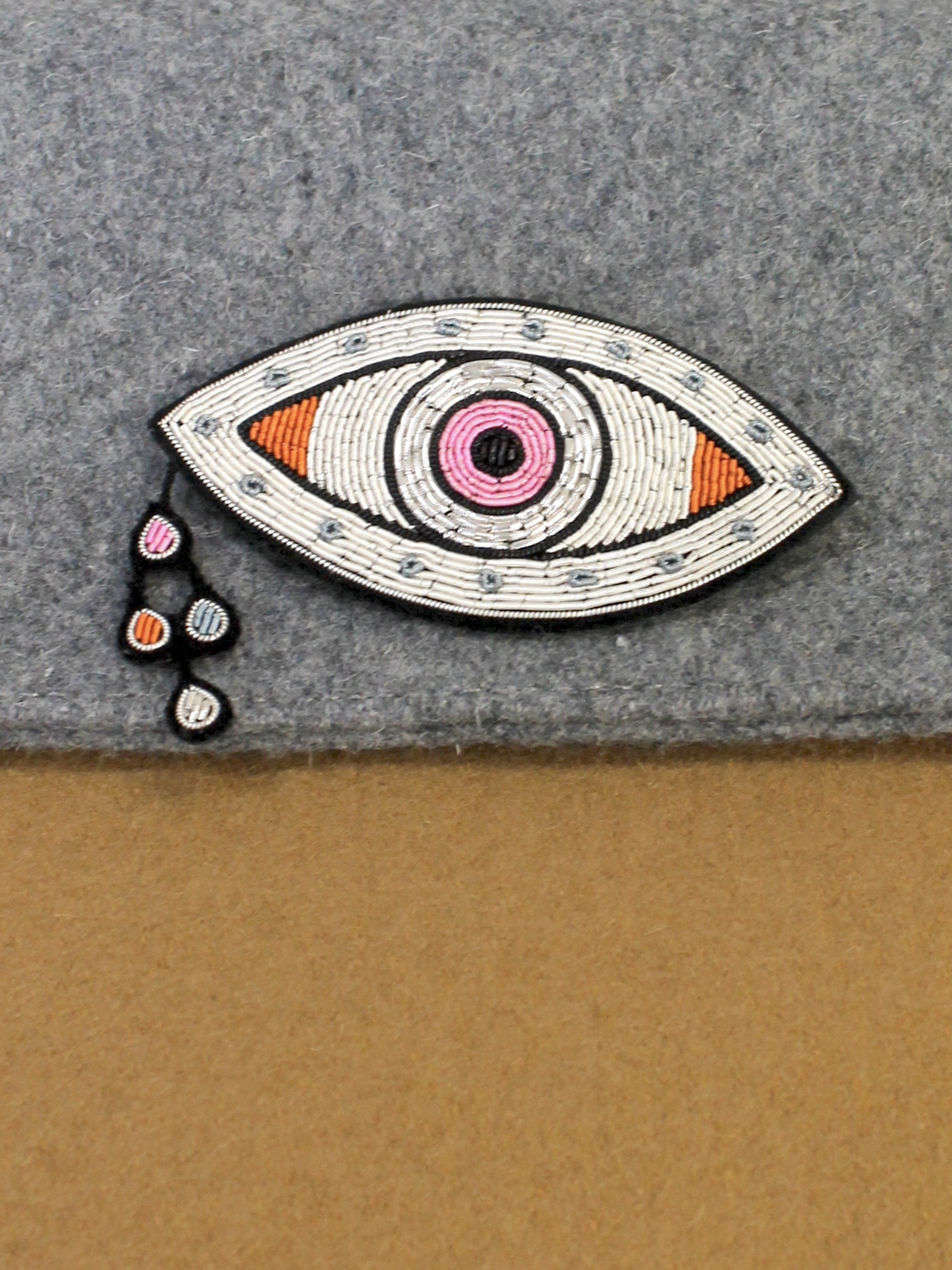 BROCHE EYE GRAND MODELE