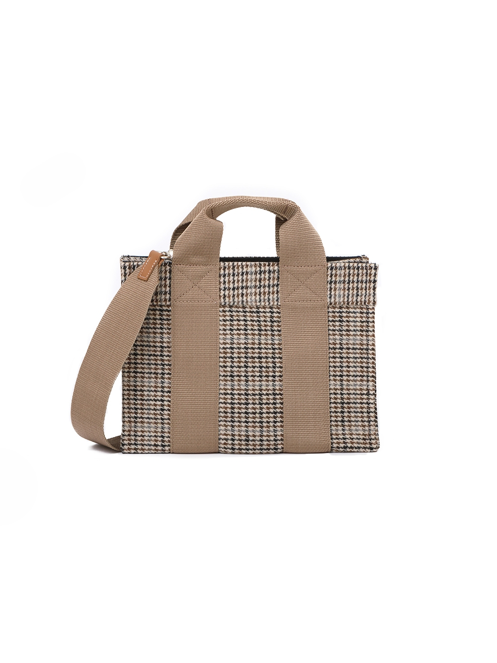 SAC LADY TOTE FLANNEL
