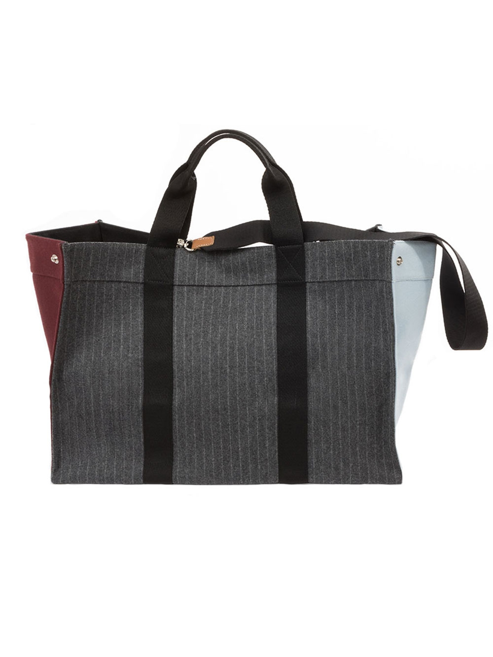SAC TOTE FLANELLE