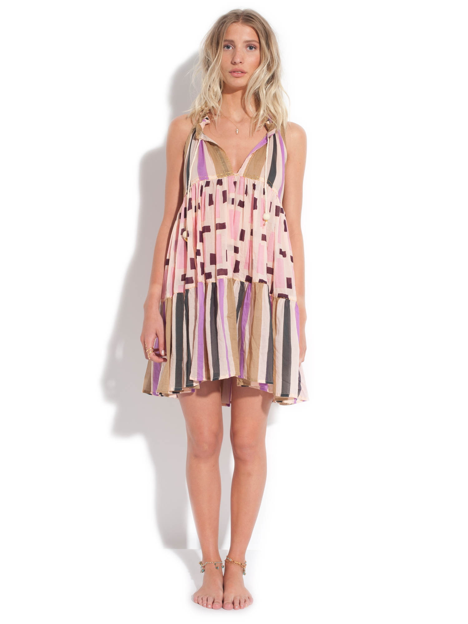 MINI HIPPY DRESS