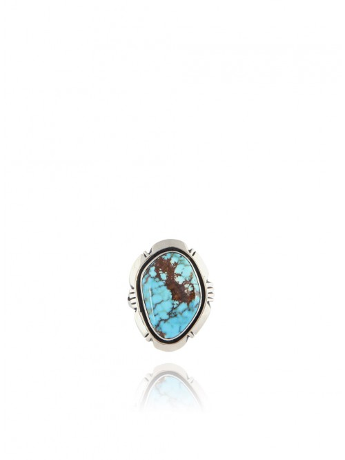 BAGUE TURQUOISE OVALE