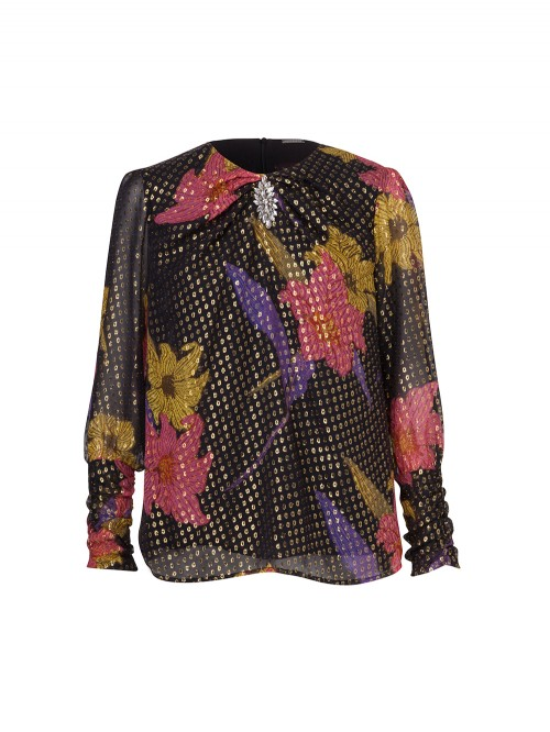 BLOUSE VERONICA LUREX