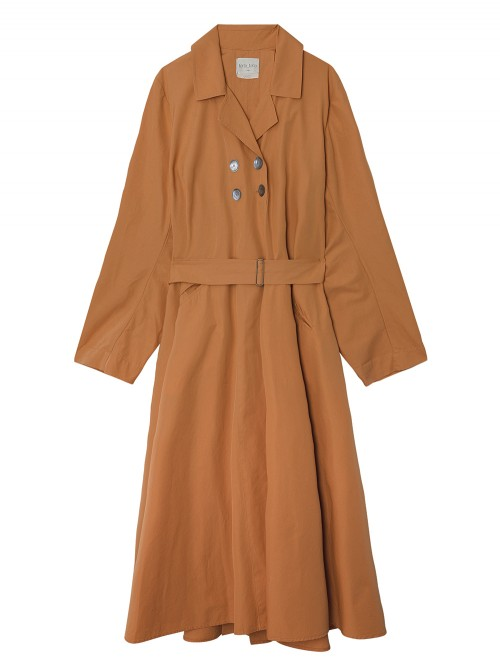 TRENCH OVERSIZE COTTON