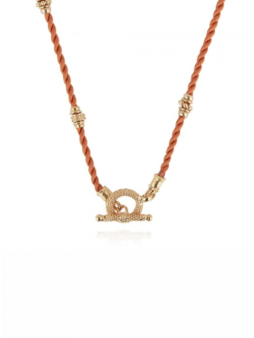 COLLIER MARQUISE PM OR