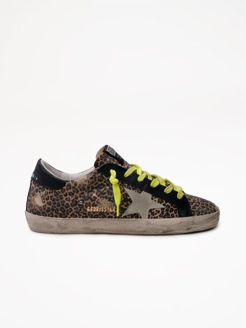 SNEAKERS SUPERSTAR LEOPARD