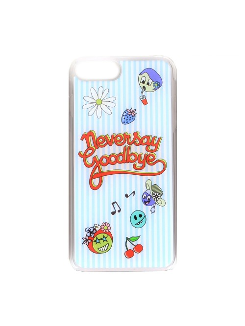 COQUE IPHONE 6+/7+ NEVER SAY GOODBYE