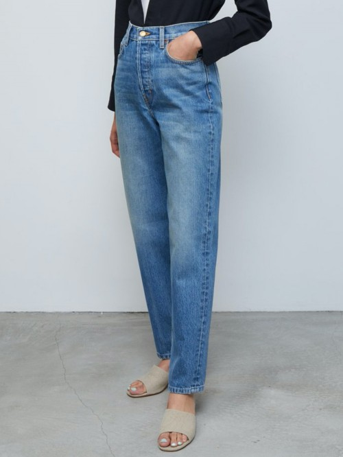JEAN CLAUDE HIGH RISE TAPER