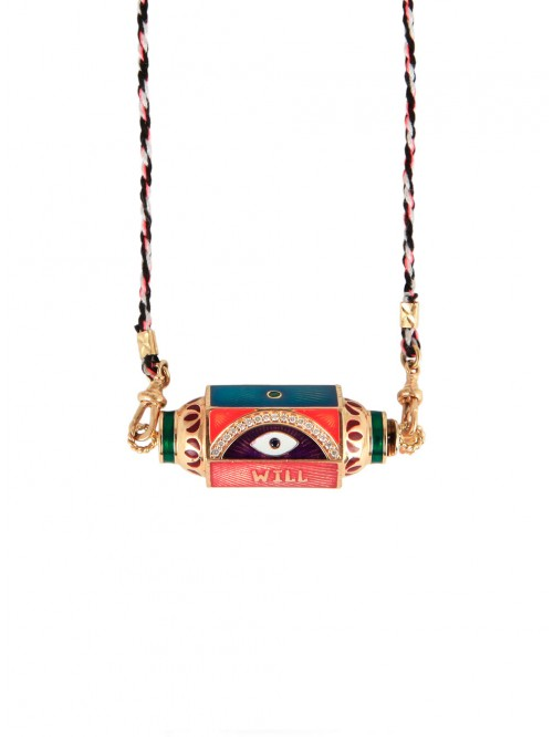 COLLIER 20 ANS EYE PROTECTION