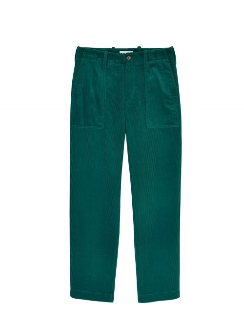 PANTALON POCHES PATCH