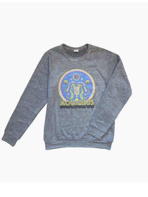 SWEAT BRODE ASTRO POISSON