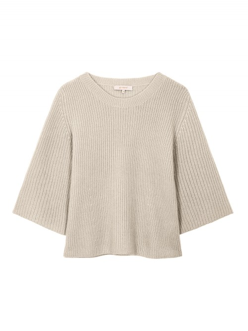 PULL FLARE MANCHE LONGUE