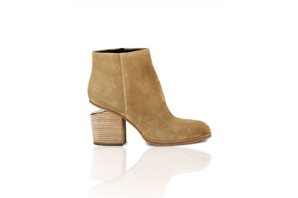 BOTTINES GABI EN SUEDE