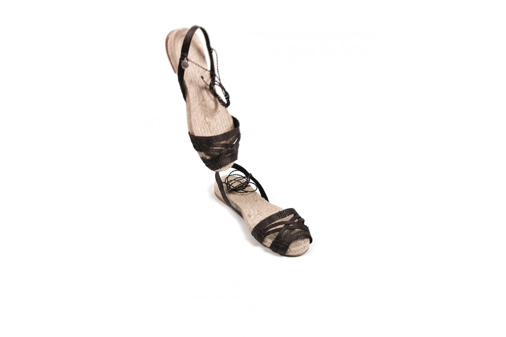 ESPADRILLE DOBLE CROSS