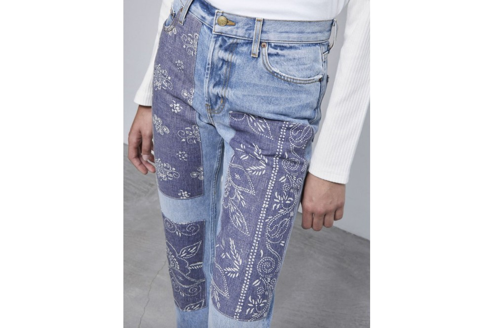 PANTALON 20 ANS MID HIGH