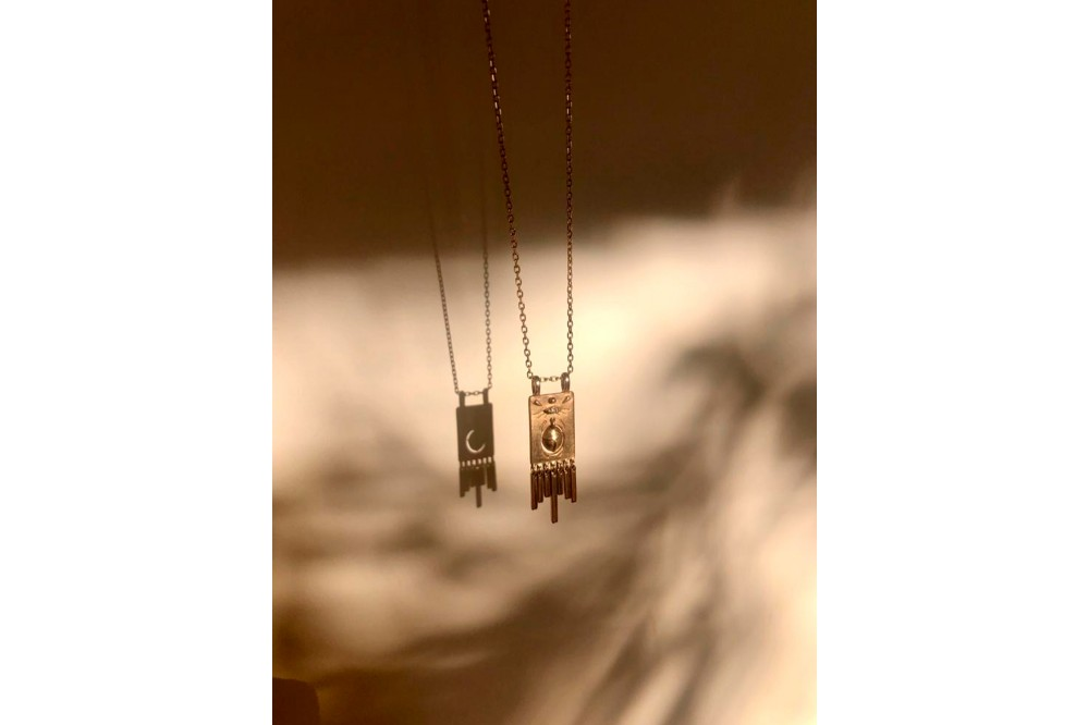 COLLIER 20 ANS