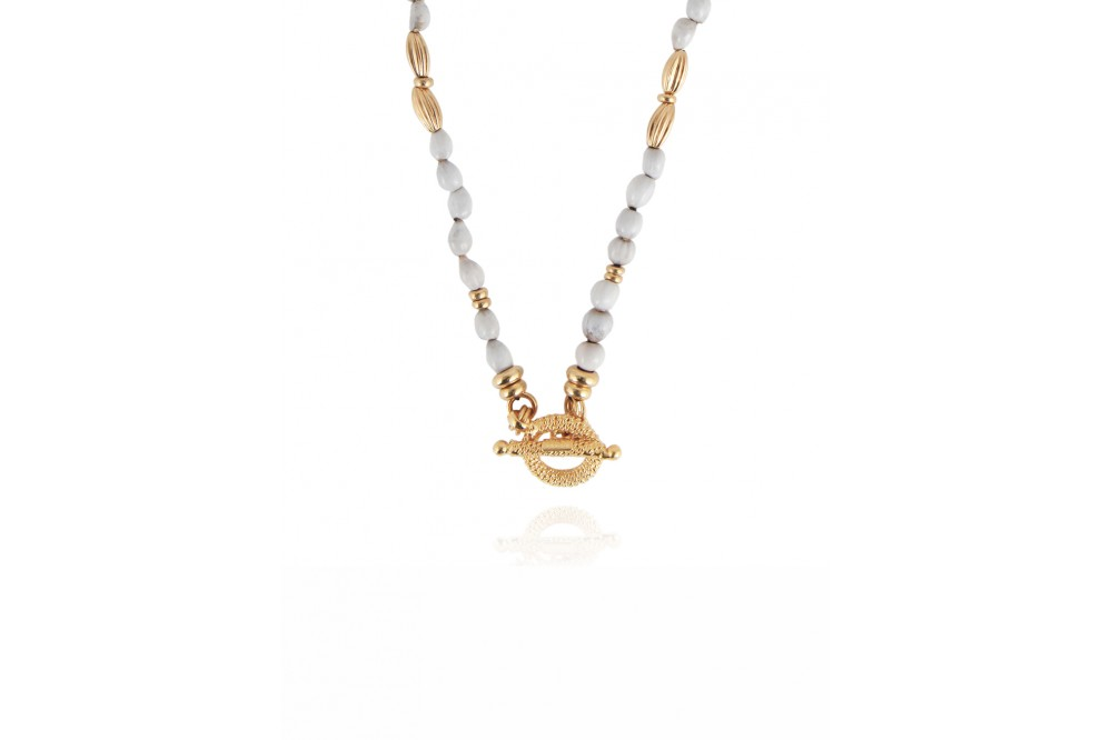 COLLIER VAO BIS PM OR