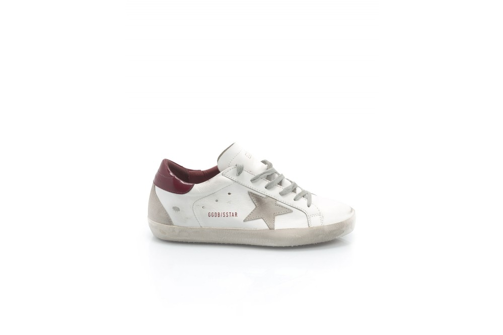 SNEAKERS SUPERSTAR WHITECHERRY
