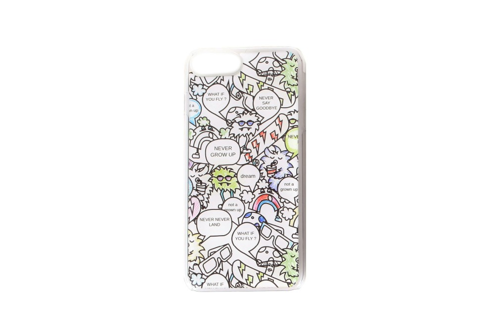 COQUE IPHONE 6+/7+ MONSTER TALK