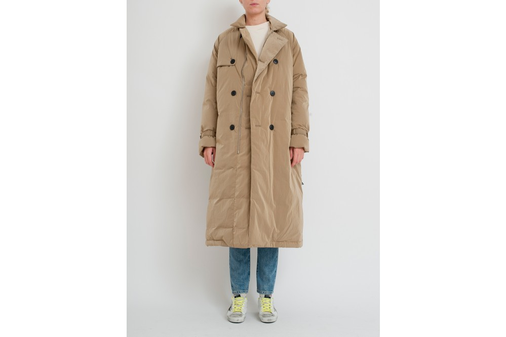 TRENCH COAT DOWN